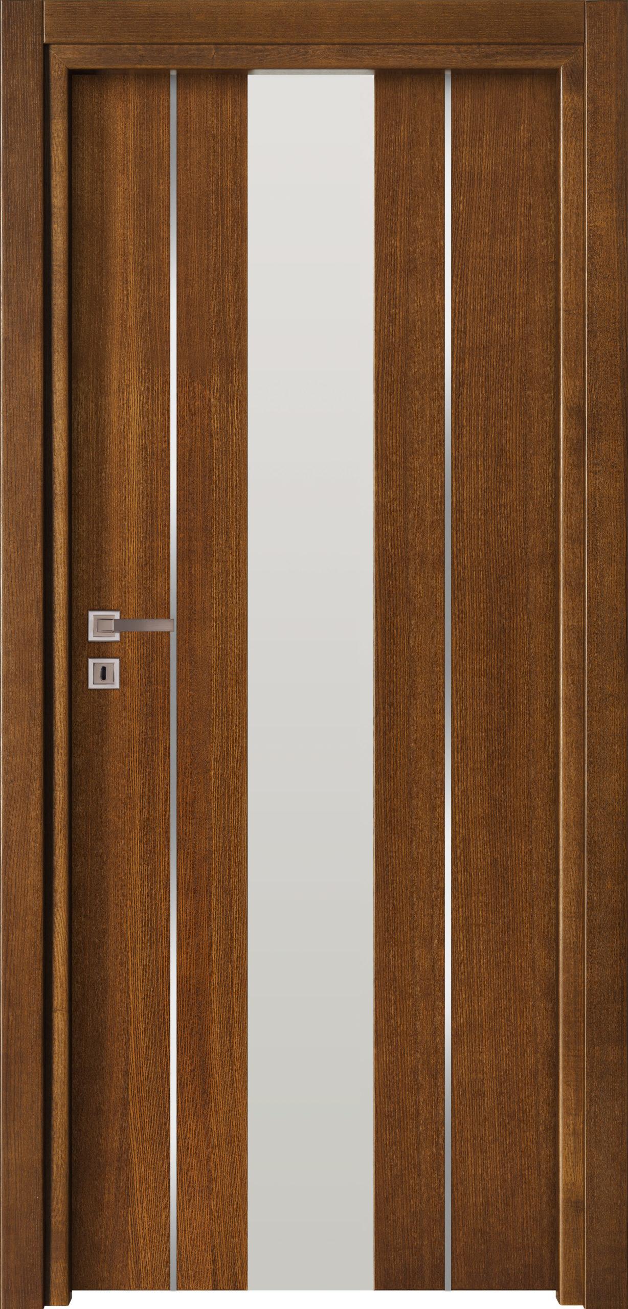 Focus A12 - jesion- jasny brunat - szklenie lacomat bezpieczny - ościeżnica przylgowa regulowana drewniana prosta (IIa)