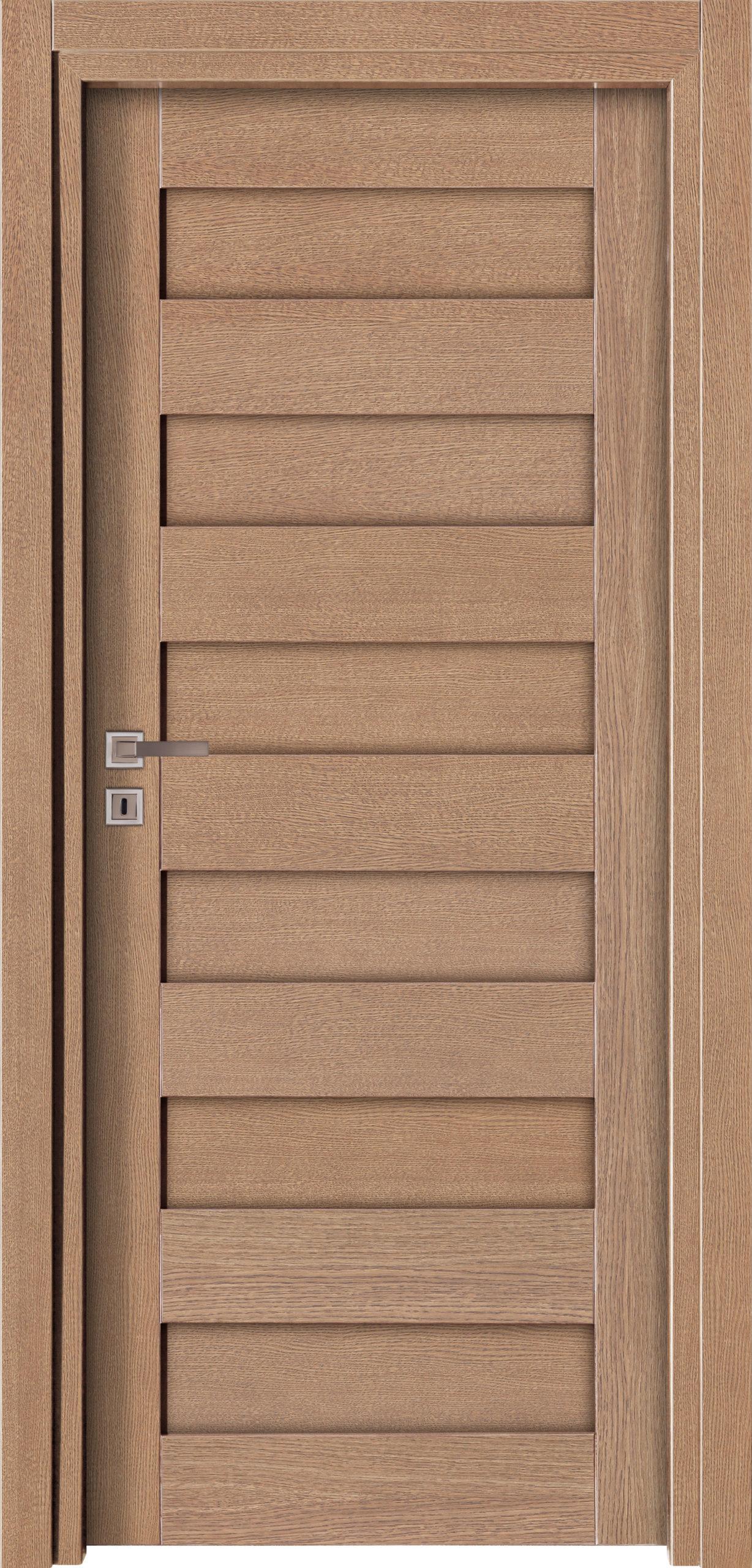 Vigo A1 - jesion - szary - ościeżnica przylgowa regulowana drewniana prosta (IIa)